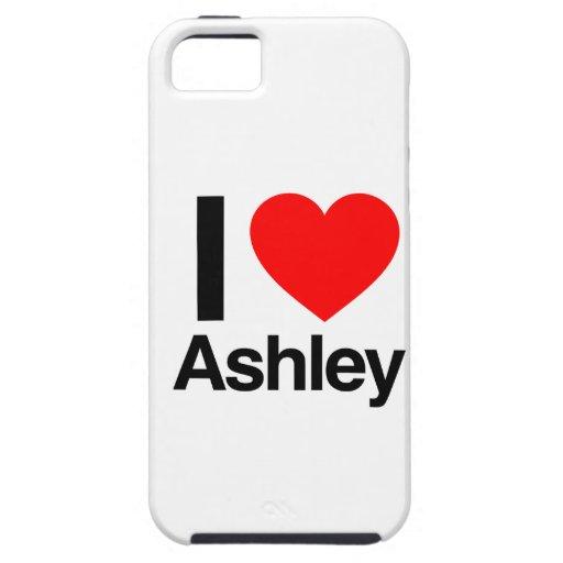 amo ashley iPhone 5 coberturas