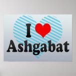Amo Asjabad, Turkmenistán Posters