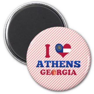 Amo Atenas, Georgia Iman De Frigorífico