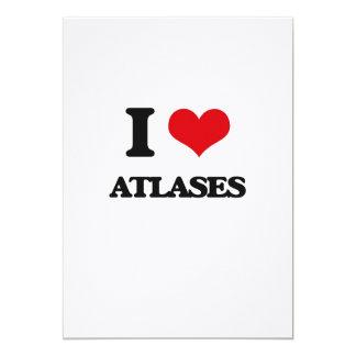 Amo atlas invitacion personalizada