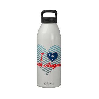 Amo Augusta del norte, Carolina del Sur Botellas De Agua Reutilizables