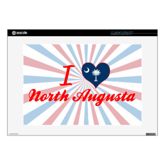 Amo Augusta del norte, Carolina del Sur Portátil 38,1cm Skins