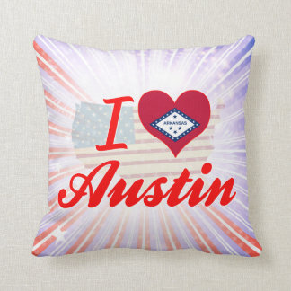 Amo Austin, Arkansas Cojines