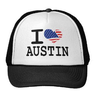 Amo Austin Gorros