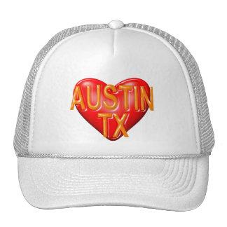 Amo Austin Tejas Gorras