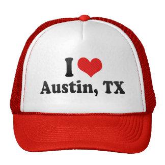 Amo Austin, TX Gorro De Camionero