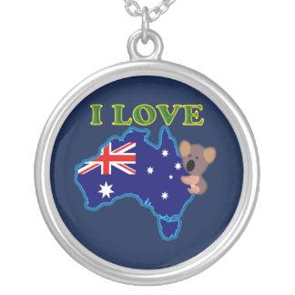 Amo Australia Colgante Redondo