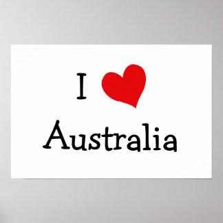 Amo Australia Impresiones