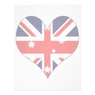 Amo Australia Plantillas De Membrete