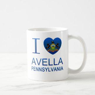 Amo Avella, PA Taza Clásica