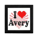 Amo Avery Cajas De Regalo