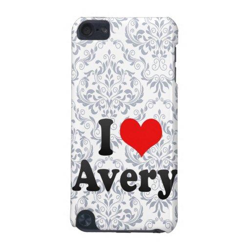 Amo Avery Funda Para iPod Touch 5G