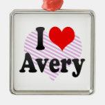 Amo Avery Ornamentos De Reyes
