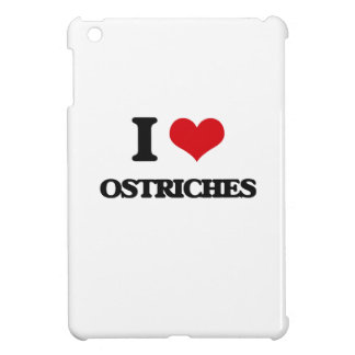 Amo avestruces