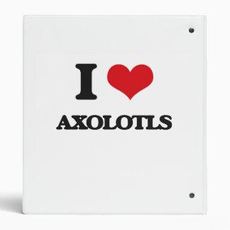 Amo Axolotls