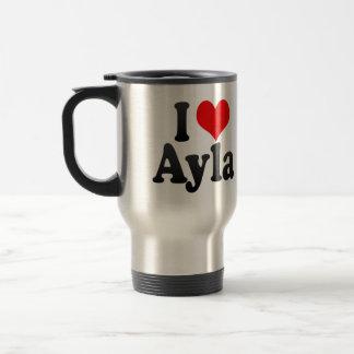 Amo Ayla Tazas