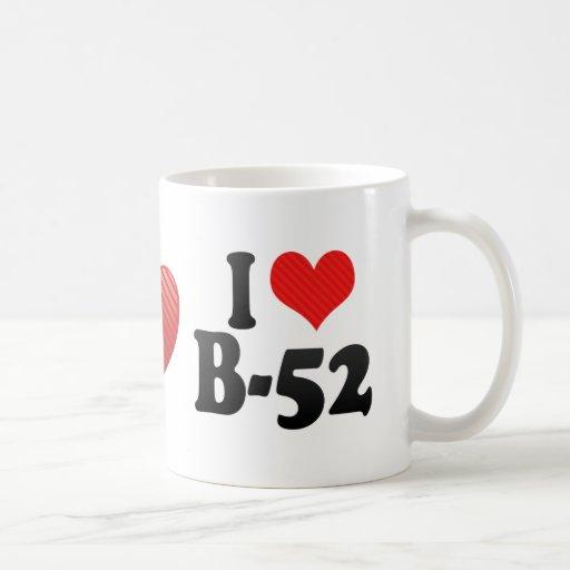 Amo B-52 Tazas