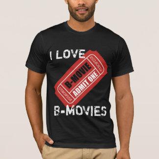 Amo B-Películas Playera