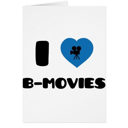 Amo B-Películas Tarjetón