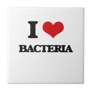 Amo bacterias azulejos ceramicos