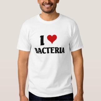 Amo bacterias remeras