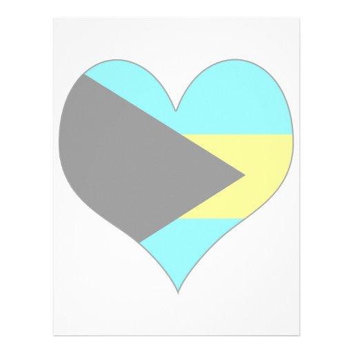 Amo Bahamas Membrete
