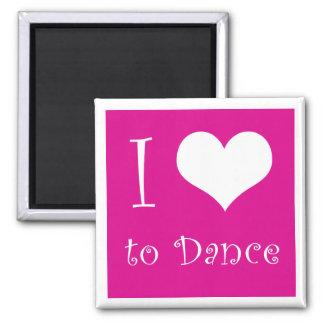 Amo bailar el imán