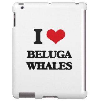 Amo ballenas de la beluga