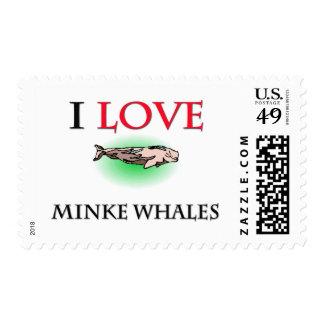 Amo ballenas pequeñas envio