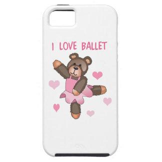 AMO BALLET iPhone 5 CARCASAS