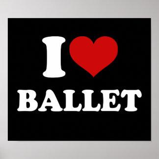 Amo ballet impresiones