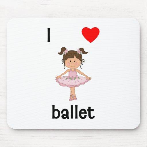 Amo ballet mouse pads