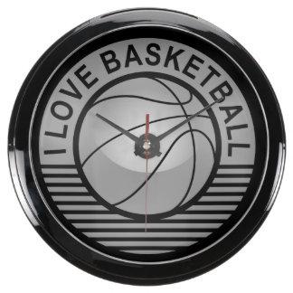 amo baloncesto relojes aquavista