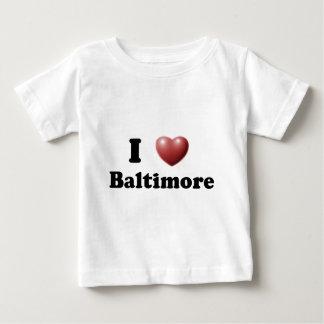 Amo Baltimore Camisas