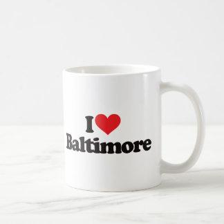 Amo Baltimore Taza Clásica
