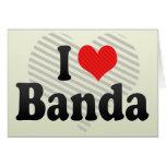 Amo Banda Tarjetón