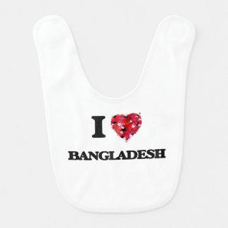 Amo Bangladesh Babero Para Bebé