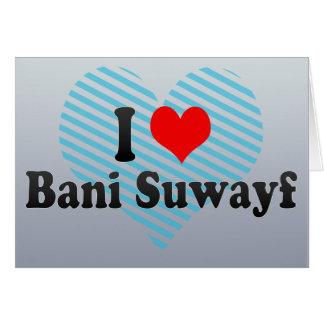 Amo Bani Suwayf, Egipto Tarjeta De Felicitación