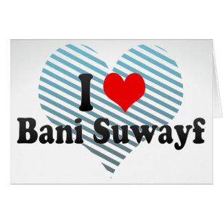 Amo Bani Suwayf, Egipto Tarjeta Pequeña