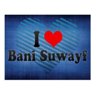 Amo Bani Suwayf, Egipto Tarjetas Postales