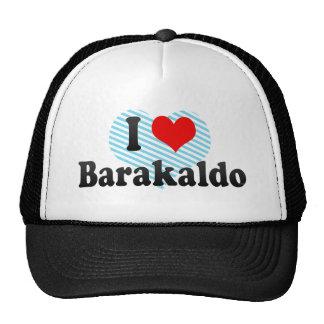 Amo Barakaldo, España Gorro De Camionero