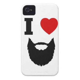 Amo barbas carcasa para iPhone 4 de Case-Mate