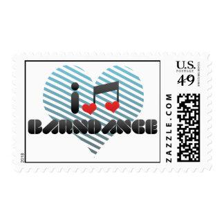 Amo Barndance Sello Postal