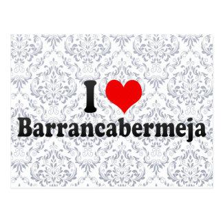 Amo Barrancabermeja, Colombia Tarjetas Postales