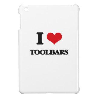 Amo barras de herramientas
