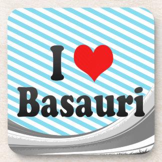 Amo Basauri, España Posavasos De Bebida