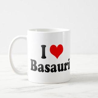 Amo Basauri, España Taza De Café