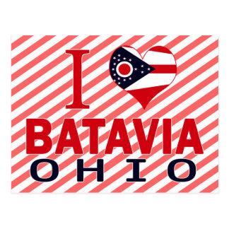 Amo Batavia, Ohio Postal