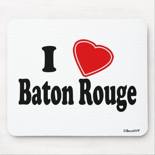 Amo Baton Rouge Tapete De Ratón