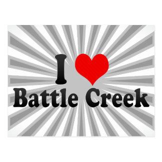 Amo Battle Creek, Estados Unidos Postal